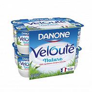 Danone yaourt brasse nature 4.4 % mg 12 X 125 G