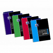 Oxford activ ebook student integrale 4 perf A4+ 160 pages 90g grand carreaux