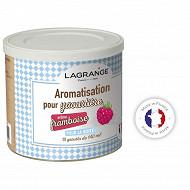 Lagrange aromatisations pour yaourts framboise 500g 380370