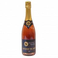 Crémant du Jura rosé Auguste Pirou 12.5% vol. 75cl