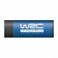 Wrc barrette effet métal sport