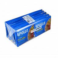 Apollo nouilles crevettes 7+3 - 850g