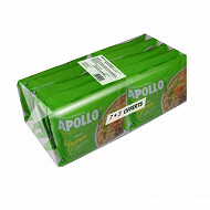 Apollo nouilles légumes 7+3 - 850g