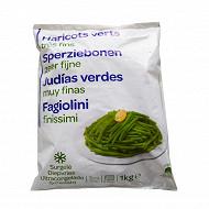 Haricots verts surgelé très fin 1 kg