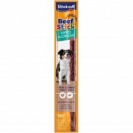 Vitakraft beef stick hypoallergénique pour chien 12g