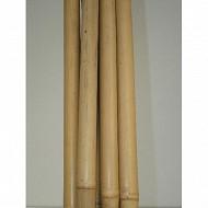 Idéal garden tuteur bambou 2m10 l'unité
