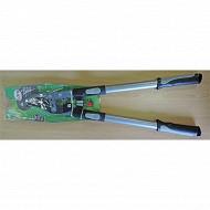 Cora ébrancheur téléscopique 50 à 79 cm manche aluminium poignée bi matières