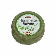 Tommette de savoie bio 230g, 27%mg/poids total