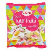 Cora bonbons acidulés tutti frutti 250g