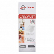 Tefal Lot de 18 sacs pour vacupack XA254010