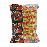Pop corn caramel sachet 125g