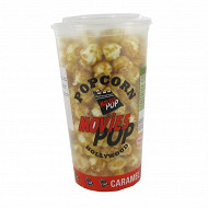 Pop corn caramel gobelet 125g