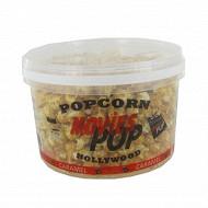 Seau de popcorn caramel 350g