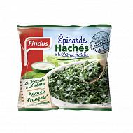 Findus épinards hachés à la crème fraiche 1kg