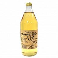 Pur jus de pommes bouteille 1 litre