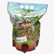 Pur jus de pommes pochon 3 litres