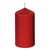 Bougie cylindre kiev 150,77mm rouge