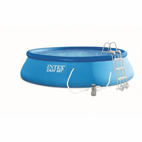 Kit piscine easy set 4.57m x 1.07m