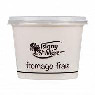 Fromage frais framboise pot 500g