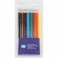 Crayons couleurs 12 pcs 85124