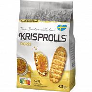 Krisprolls dorés 425g