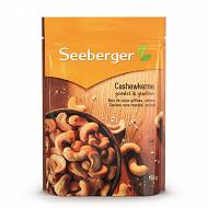 Seeberger noix de Cajou grillées salées 150g