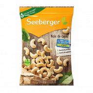 Seeberger noix de cajou 200g