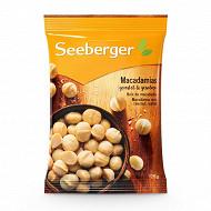 Seeberger noix de macadamia 125g