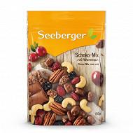 Seeberger choco mix 150g