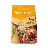 Seeberger graine de sésame écaléees 250g