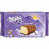 Milka Tender roll lait 148g