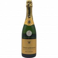 Crémant de Bourgogne Blanc Brut Réserve Signé Bourgogne 12% Vol.75cl