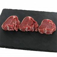 Côte*** d'agneau filet x3