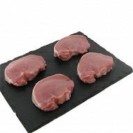 Filet de porc sans os à griller x4