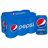 Pepsi regular 6x33cl