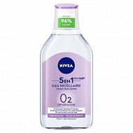Nivea visage démaquillant micellaire 0% peau sensibles 400ml