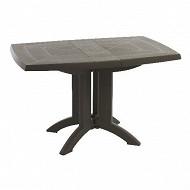 Grosfillex table Vega taupe 118x770x720 cm
