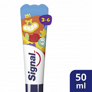 Signal dentifrice enfants 3 à 6 ans fruigolo 50ml