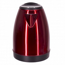 Pem  bouilloire en inox rouge KT-161R