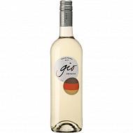 Gio grenache blanc Ipg pays d'oc 13% Vol. 75cl