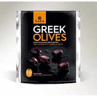 Gaea Greek olives noires dénoyautées kalamata 150g