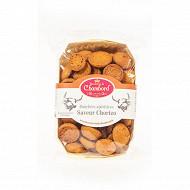 Biscuiterie de Chambord bouchées apéritives saveur chorizo 100g