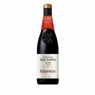 Gigondas Domaine des Capes ccadt rouge 15% Vol. 75cl