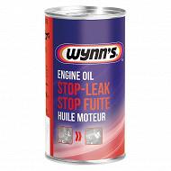 Stop fuite huile moteur 325 ml