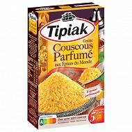 Tipiak couscous parfumé épices du monde 510g