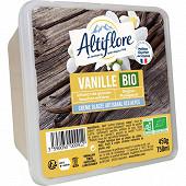 Altiflore bac crème glacée vanille bio 450 g