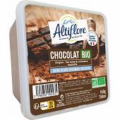 Altiflore bac crème glacée chocolat bio 450 g