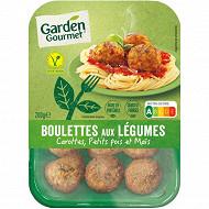 """Herta """"le bon végétal"""" boulettes aux légumes 200g"""