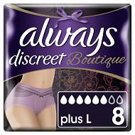 Always discreet boutique 6 gouttes taille l x8