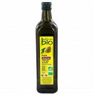 Nature bio huile d'olive vierge extra biologique 75cl